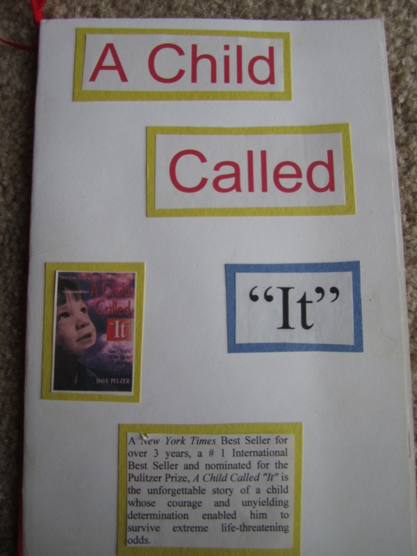 A Child Called It: Novel Summary: Chapter 1